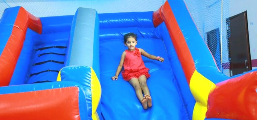 7 Best Places In Hyderabad To Celebrate Your Kid's Birthday